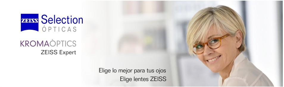 KROMA OPTICS - Expertos en lentes progresivos Carl Zeiss en Barcelona